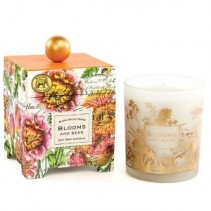 Blooms and Bees Candle