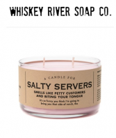 Candle for a Salty Server