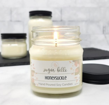 Candle Honeysuckle