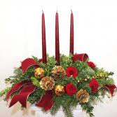 Candlelight Centerpiece