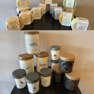 Candles and Soaps  in Calgary, AB | Petals 'N Blooms