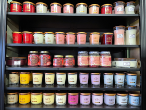 Candles-Assorted Fragrances, styles and sizes  in Red Lake, ON | FOREVER GREEN GIFT BOUTIQUE
