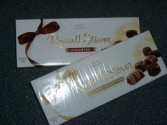"""""""CANDY"""" 1 lb. box of Russell Stover Chocolates"""
