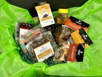 Candy and Honey Gift Basket