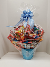 Candy and  Snack Basket