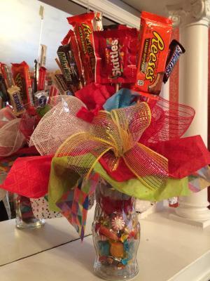 Candy Bouquet  in Saint Marys, PA | GOETZ'S FLOWERS