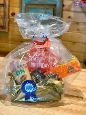 Candy Basket Assorted  themed candy basket in Balsam Lake, WI | BALSAM LAKE PRO-LAWN INC.