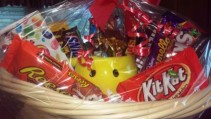 Candy Basket Basjet