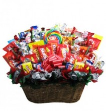 Candy Basket Chocolate, Candy & More