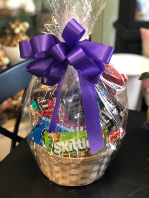 Candy Basket  Gift Basket  in Stafford, VA | Peg's Florist