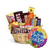 Candy Basket with Chocolate
