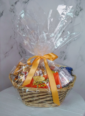 Candy Basquet Arrangement