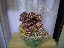 candy boquet candy arrangement