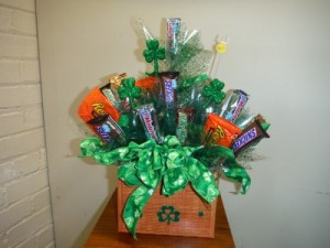 Candy bouquet  in Barnesville, OH | THE FLOWER GARDENS