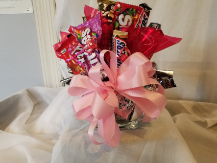 Candy Bouquet Birthday