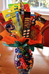 Candy Bouquet Bouquet