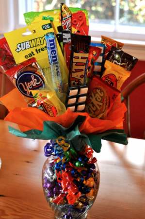 Candy - Candy Bouquet Bouquet