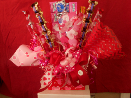 Candy Bouquet Candy