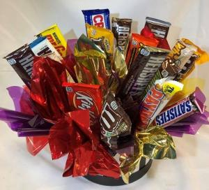 Candy Bouquet Candy Bouquet in Detroit Lakes, MN   DETROIT LAKES FLORAL