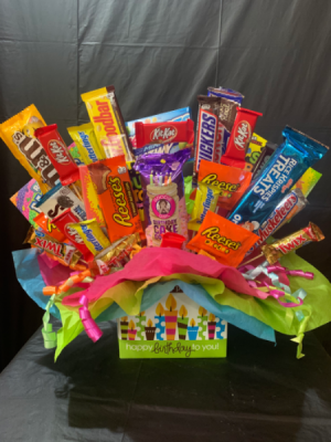 Candy  Bouquet in Gainesville, TX | All About Flowers & More