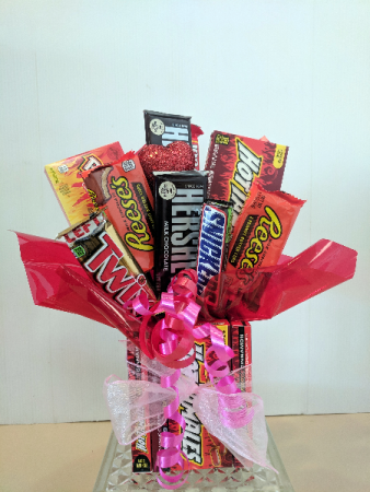 CANDY BOUQUET **LOCAL DELIVERY ONLY**