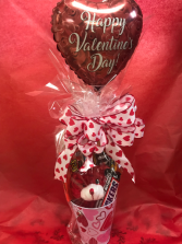 Candy Bouquet Special Valentine's Day