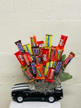 Candy Camaro  Candy Arrangement