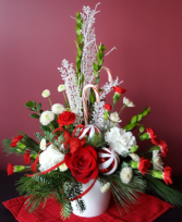 Candy Cane Creation Christmas