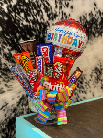 Candy Dish Gift