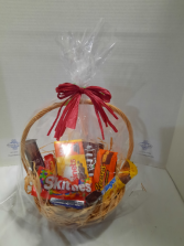 Candy Time Gift Basket