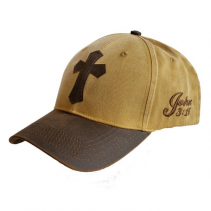 Canvas Cross Ball Cap Ball Cap
