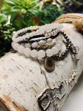 CANVAS Layered Bracelet
