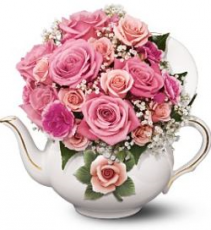 Capadomonte Vintage Rose  Rose