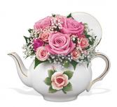 Capodimonte Teapot Ceramic