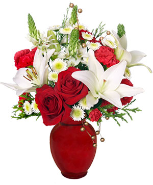 CAPTIVATING CHRISTMAS Holiday Flowers in Canon City, CO | TOUCH OF LOVE FLORIST AND WEDDINGS