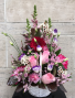 Bashful Blossoms Arrangement