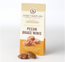 Caramel Pecan Clusters Sweet Shop USA Handmade Chocolate