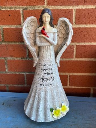 Cardinal Angel