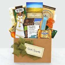 Care and Comfort Gift Basket