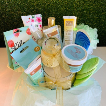 Caring of you Gift Basket