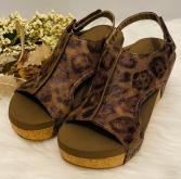 Carley Wedge Corky Shoe