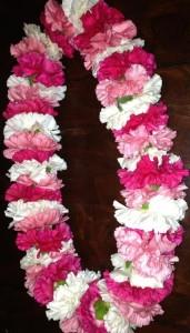 Carnation Lei  in Bakersfield, CA | LOG CABIN FLORIST