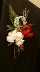 Carnation/Alstroemeria Prom Flowers