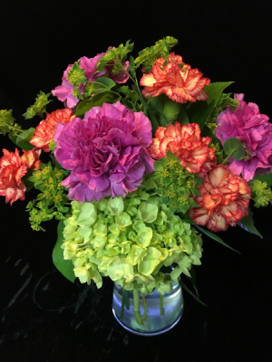 "Carnations Are ""A"" Ok!  in New Canaan, CT 