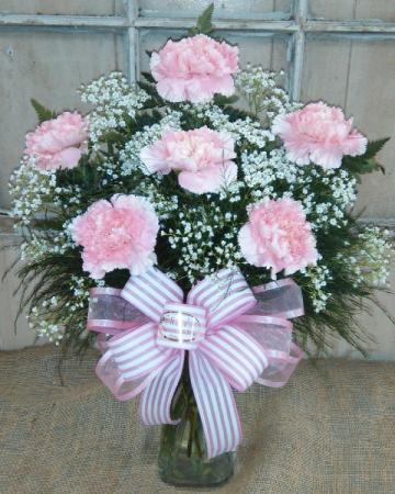 Carnations  Floral Arrangement