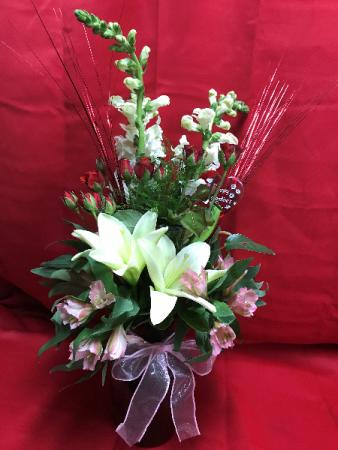 CARRI SPECIAL vase arrangement