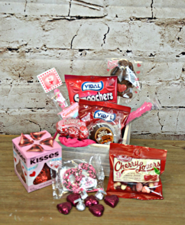 CARRIAGE HOUSE VALENTINE SNACKS
