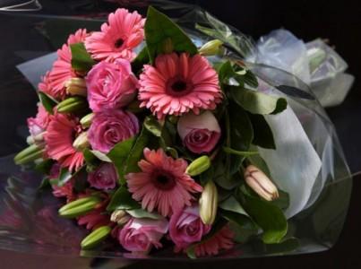Casablanca Bouquet  fresh Cut Flowers