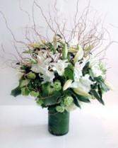 Casablanca Lilies Just Because