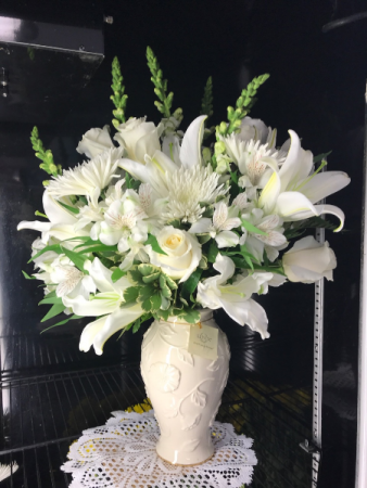 CasaBlanca Sympathy Arrangement